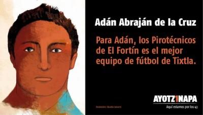 AdanAbrajandelaCruz