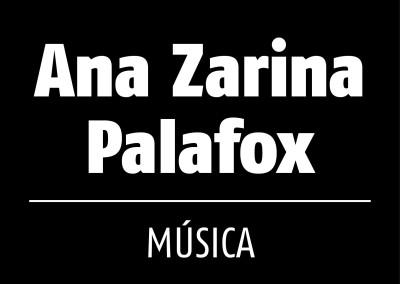 Ana Zarina Palafox