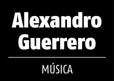 Alexandro Guerrero
