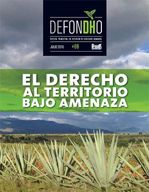 DeFondho – Número 09 – Julio 2016