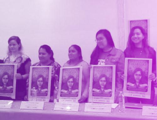 """""""Nuestras batallas como mujeres son para construir un mundo sin víctimas"""""""