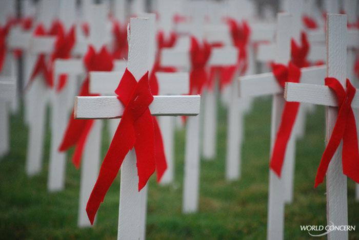 Día Mundial del VIH, 2008