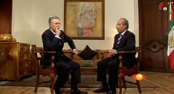 Felipe Calderón y López Doriga