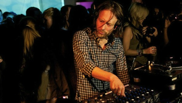 Thom Yorke en Occupy London