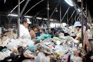Pepenadores, foto de Tanya Guerrero para El Universal