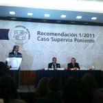 A un año de la Recomendación 1/2011 del caso de la Supervía, la violación a derechos humanos continúa