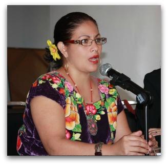 Bettina Cruz 2
