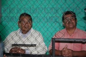 José Ramón y Pascual, defensores comunitarios del agua