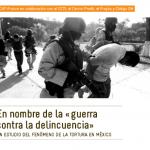 ACAT-Francia y organizaciones mexicanas presentan informe sobre la tortura en México