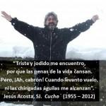 Fallece Jesús Acosta González sj, defensor incansable de los derechos humanos