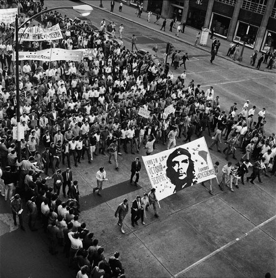 Marcha estudiantil 1968