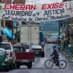 Cherán, en alerta roja por la desaparición de dos comuneros