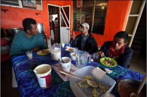 Comedor migrantes