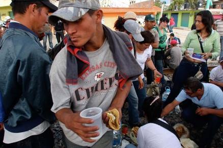 Sididh 2 0 actualizando el estado de los derechos humanos for Mural de la casa del migrante