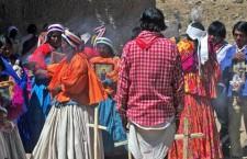 Indígenas rarámuris de la Sierra Tarahumara   Imagen retomada de La primera plana