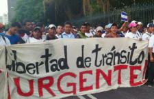 Viacrucis Migrante | Foto: Olivia Vázquez