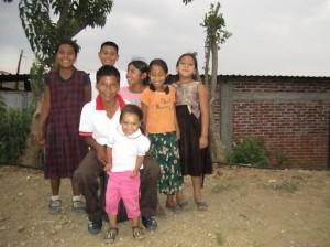 Niñas y niños oaxaqueños | Foto: