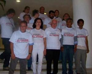 Integrantes de la Misión de Observación en Guerrero