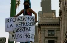 Manifestaciones en el DF | Foto: César Martínez