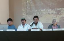 Aspectos de la conferencia | Foto: Alina Vallejo