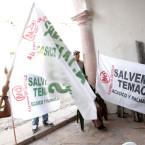 Movimiento en contra de la presa El Zapotillo en Temacapulin | Foto: Héctor Jesús Hernández