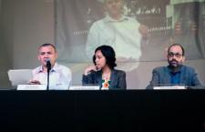 Aspectos de conferencia | Foto: Alina Vallejo