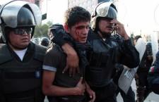 Detenidos 2 de octubre de 2013 | Foto: Cuartooscuro