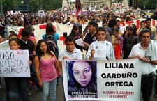 Exigen liberación de detenidos del #20NovMx | Foto retomada del portal ntrzacatecas.com