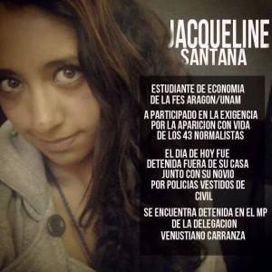 Jaqueline Santana | Foto: Facebook