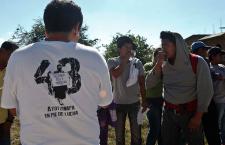 La búsqueda incansable de los normalistas en Iguala, Guerrero