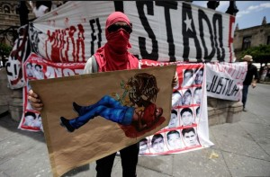 Marcha en Guadalajara - Milenio