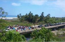 Extrema tensión en Ostula por asesinatos, desaparición y detenciones a manos del Ejército