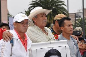 Don Mario, don Margarito y don Emiliano