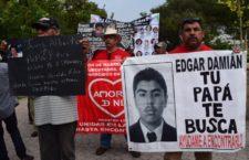 Familias de Nuevo León buscan a sus padres desaparecidos