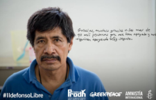 Confirma juez inocencia de Ildefonso Zamora; exigen ONG que la Procuraduría no prolongue su encierro