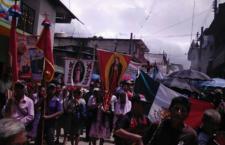 Celebración del 82 aniversario del ejido Tila
