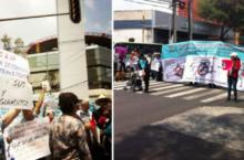 Protestan vecinos contra proyecto de Grupo Imagen en Coyoacán