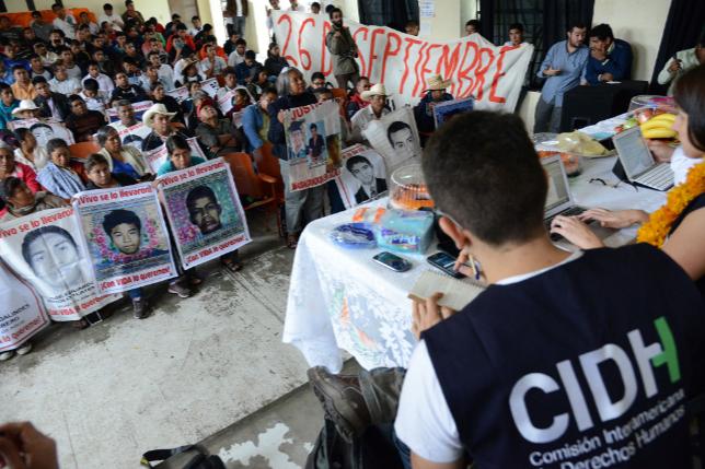 El Mecanismo Especial de la CIDH para Ayotzinapa: una nueva oportunidad para la verdad