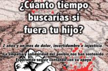 Acción Global #Ayotzinapa a 25 meses