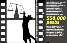 Convocatoria de realización de cortometrajes sobre el sistema de justicia penal acusatorio