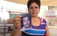 """""""La búsqueda de familiares desaparecidos debería ser llevada por el Estado, pero es tan corrupto que no lo hace"""": Tomasa, hermana de desaparecido"""
