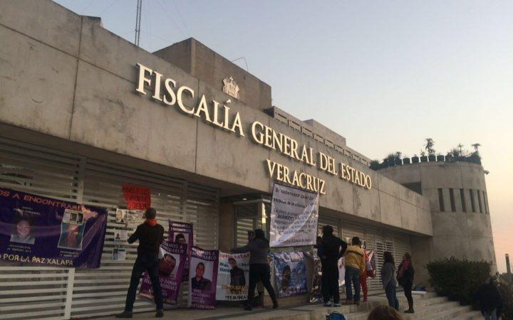 Fiscalía General del Estado de Veracruz revictimiza a familiares de personas desaparecidas, acusan