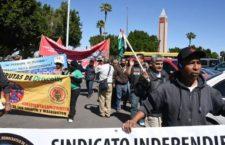 Jornaleros de San Quintin inician marcha hacia CDMX para denunciar precariedad laboral