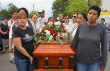 Regreso a casa de la primera persona identificada en fosa clandestina de Colinas de Santa Fe, Veracruz