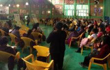 La defensa del territorio va de la mano de una vida libre de violencias contra mujeres: asamblea de mujeres en Chiapas
