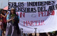Exigen respeto al derecho a la consulta de comunidades zapotecas