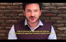 Video | Llaman a detener la militarización ante la Ley de Seguridad Interior