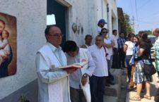Inauguran en Frontera Comalapa, Chiapas, refugio para personas migrantes