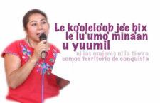 Video |  Procuraduría Agraria pretende destituir a Comisaria ejidal maya contraria al despojo del territorio