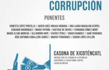 """Foro """"Sin Fiscalía General no hay combate a la corrupción"""""""